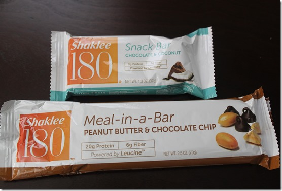 Meal and Snack Bars