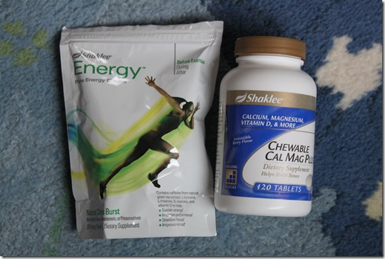 Shaklee Energy Chews and Cal Mag