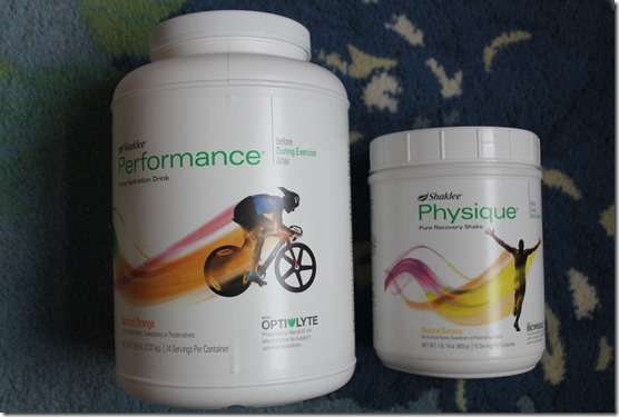 Shaklee Physique and Performance